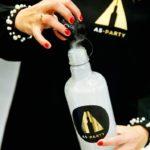 AS-PARTY: Alkohol, drinki w postaci pary do wdychania VAPSHOT